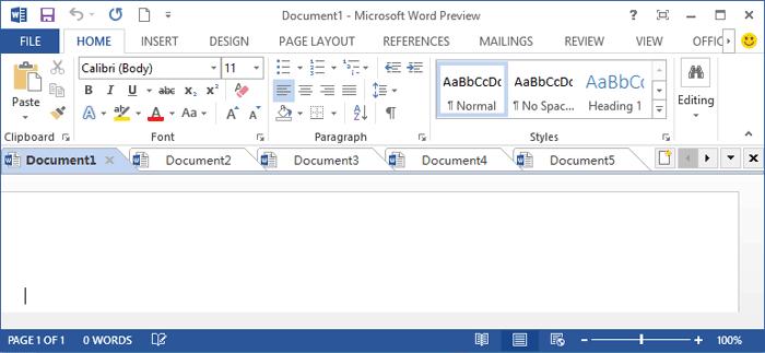 Microsoft Word obuka